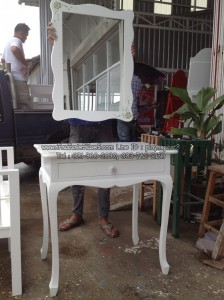 TB_001H .. โต๊ะเครื่องแป้ง